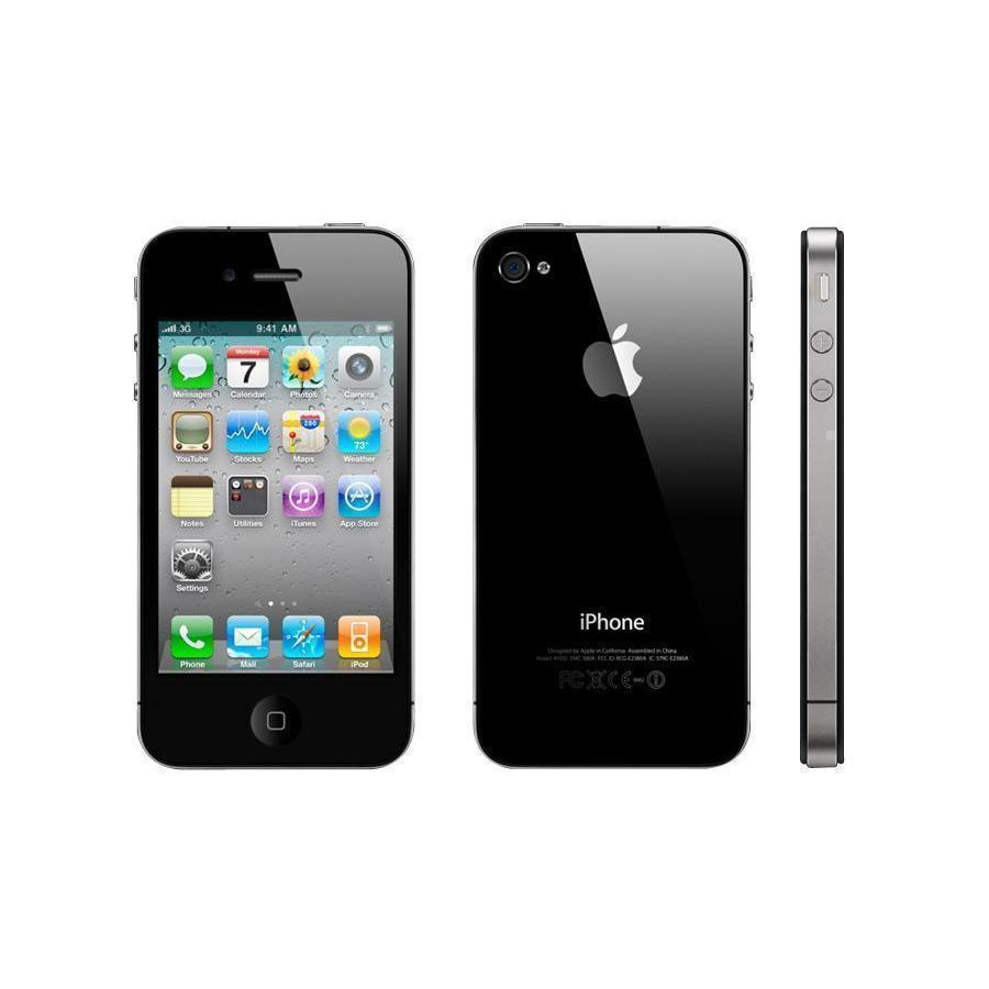 IPHONE 4 32 GB NEGRO Libre