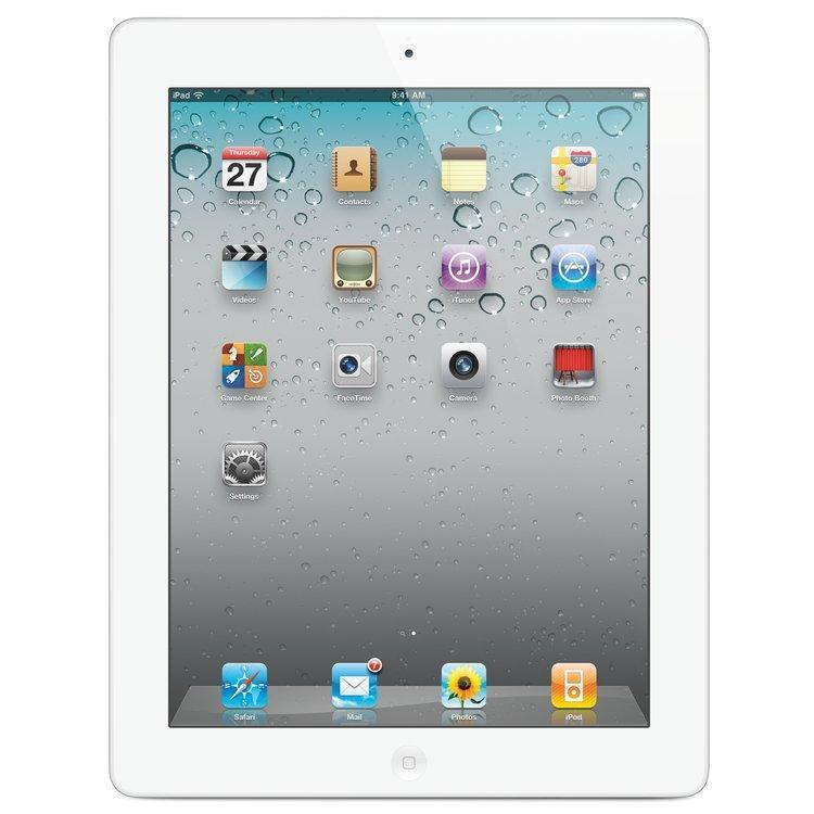 iPad 3 32 Gb Wifi + 3G - Blanco - Libre