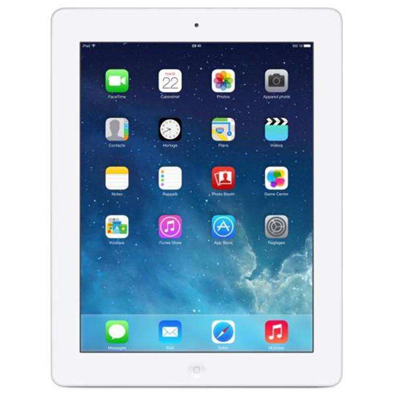 """iPad (3e génération) - 9,7"""" 16 Go - Wifi - Blanc"""