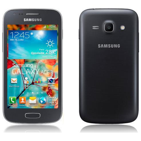 Samsung Galaxy Ace 3 - Schwarz - Ohne Vertrag