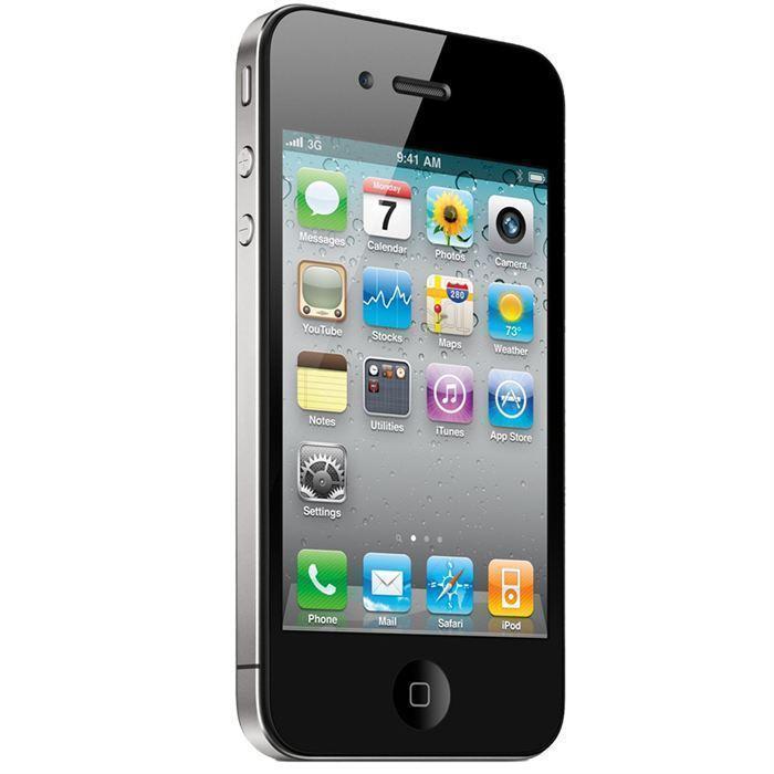 Apple iPhone 4S 64 Go - Noir - Débloqué