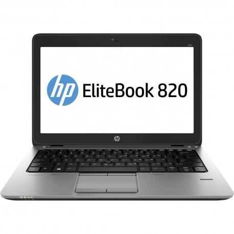 """Hp EliteBook 820 G1 12"""" Core i5 1,9 GHz  - SSD 180 GB - 12GB AZERTY - Französisch"""