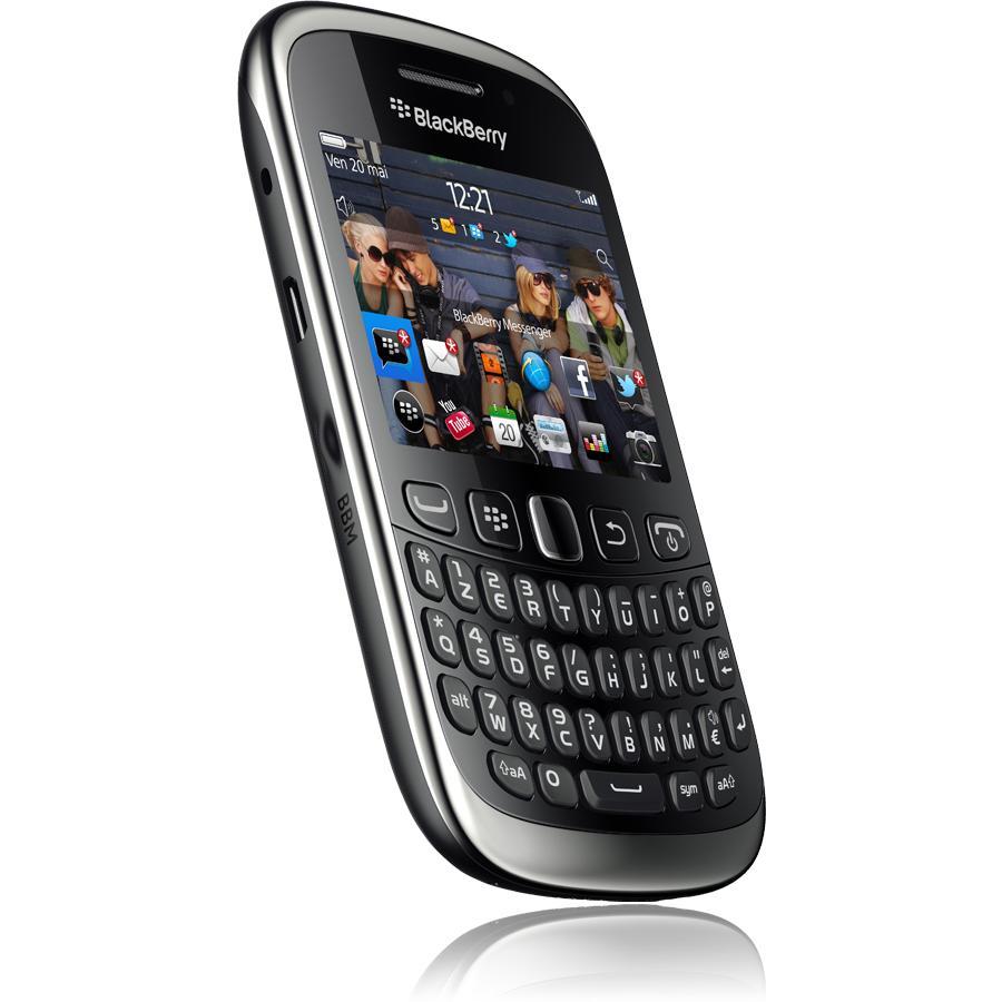 BlackBerry Curve 9320 - Libre - Negro
