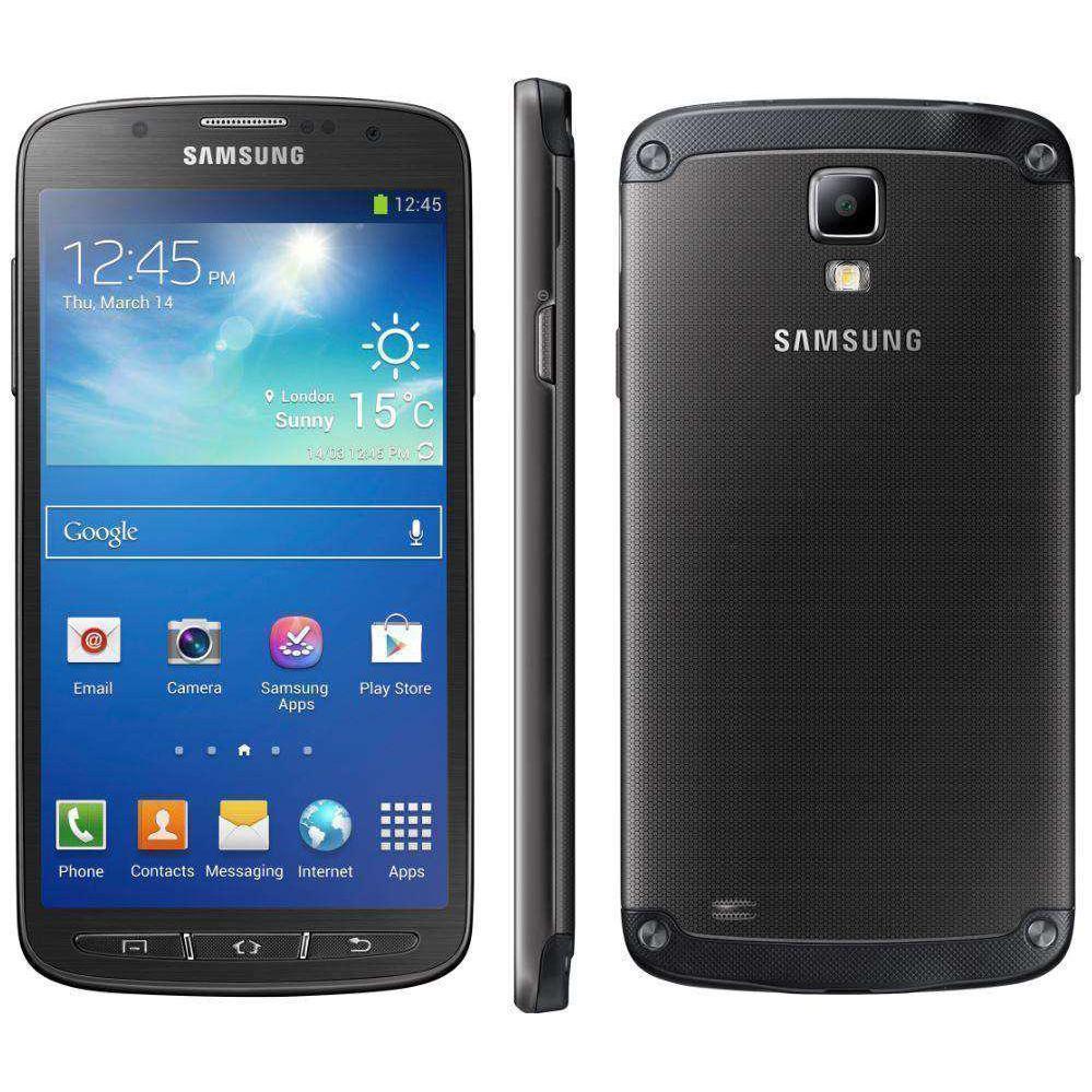 Samsung Galaxy S4 Active 16 Gb - Gris- Libre