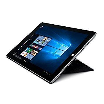 "Microsoft Surface 3 10"" Atom x7 1,6 GHz - SSD 64 Go - 4 Go AZERTY - Français"