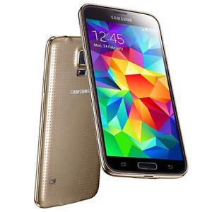 Samsung Galaxy S5 Plus 16 GB G901F 4G - Gold - Ohne Vertrag
