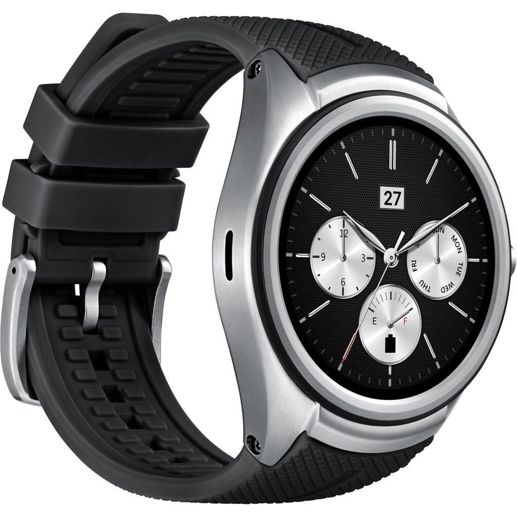 Kellot Cardio GPS Lg Watch Urbane 2 - Hopea
