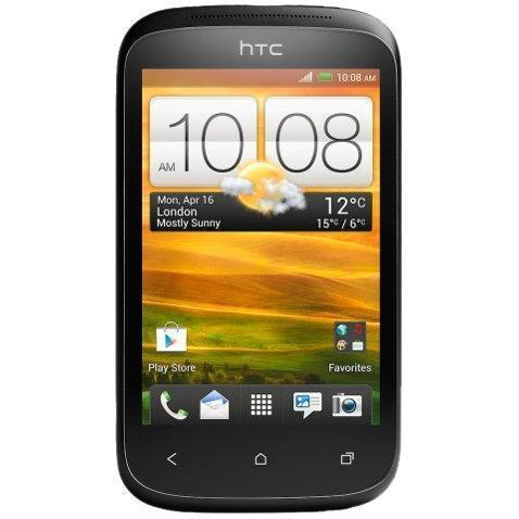 HTC Desire C 4GB - Schwarz - Ohne Vertrag