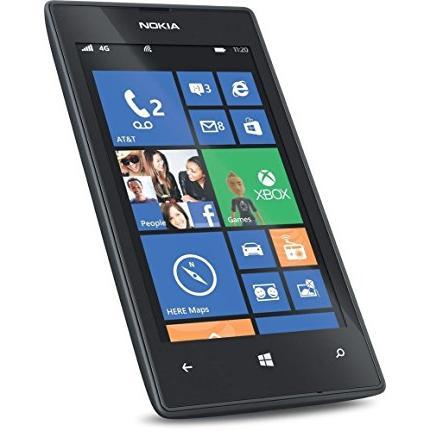 Nokia Lumia 520 8 GB - Negro - Libre