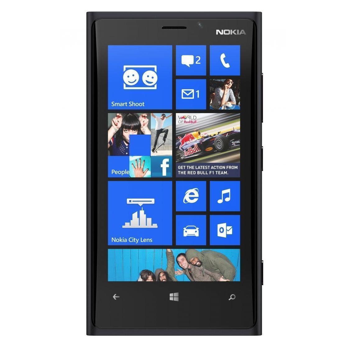 Nokia Lumia 920 32 GB - Negro - Libre
