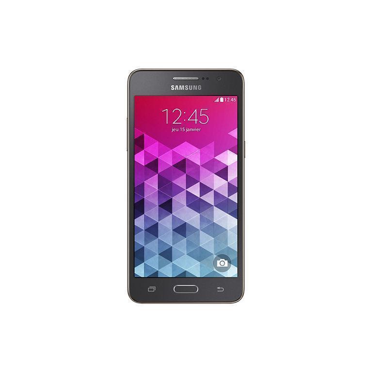 Samsung Galaxy Grand Prime 8 Go Gris - Débloqué