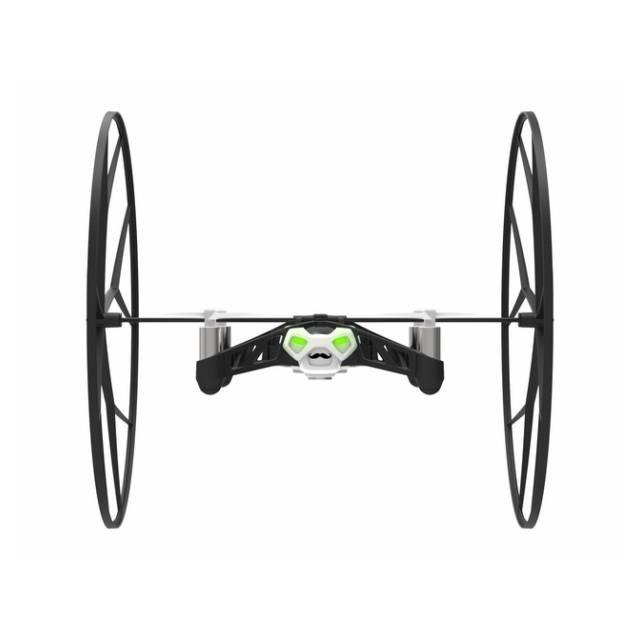MiniDrone PARROT Rolling Spider - Blanc