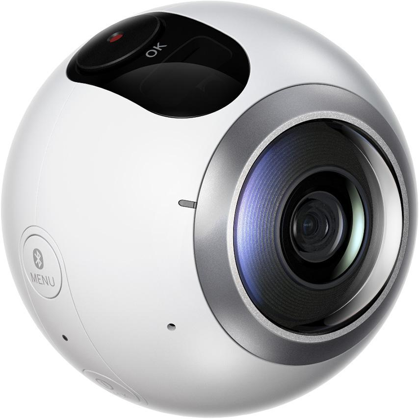 Gear 360 Camcorder - White