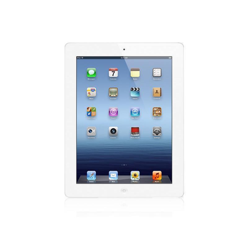 iPad 3 9.7'' 64 Go - Wifi + 4G - Blanc - Débloqué