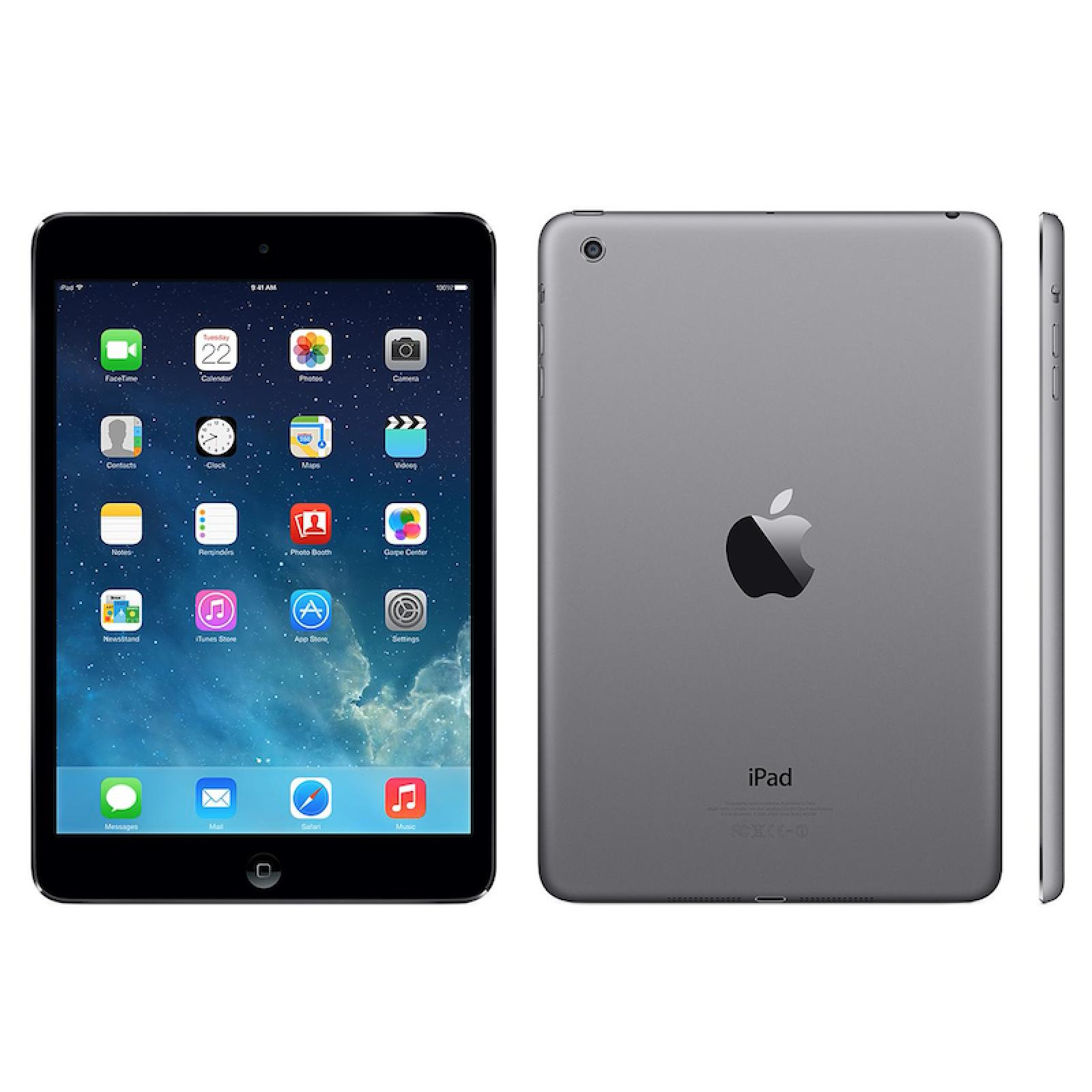 iPad mini 3 16 GB - Wifi - Gris espacial