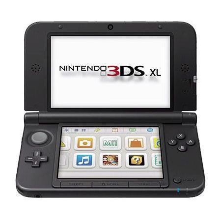 Consola Nintendo 3DS XL - Preto