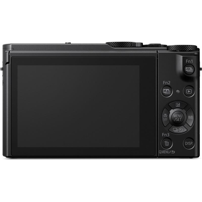 Panasonic Lumix DMC-LX15 Kompakt 20,1 - Čierna