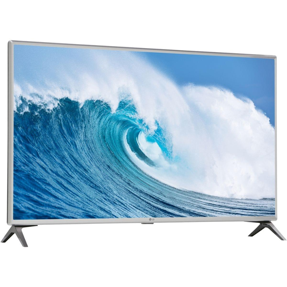 Smart TV LED 4K Ultra HD 108 cm LG 43UJ651V