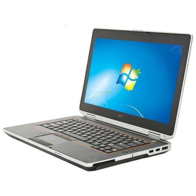 "Dell Latitude E6420 14"" Core i5 2.5 GHz  - HDD 250 Go - RAM 4 Go - QWERTY"