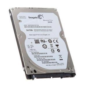 """2,5 """"320 GB interne Festplatte - Seagate Momentus Thin ST320LT007 9ZV142"""
