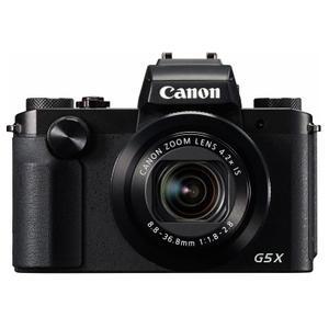 Compact Canon PowerShot G5X - Zwart
