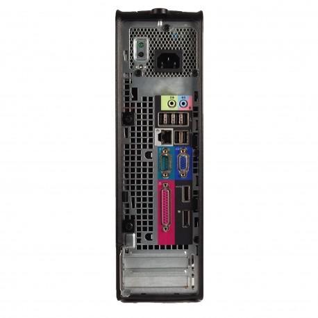 Dell OptiPlex 780 SFF Pentium 2,6 GHz - HDD 160 Go RAM 2 Go