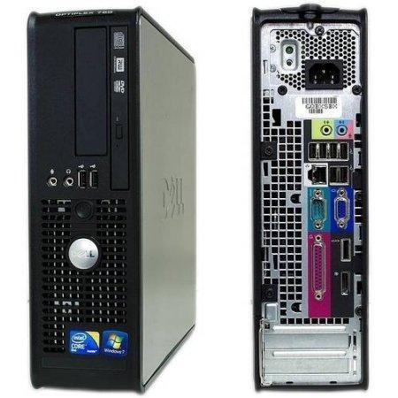 Dell OptiPlex 780 SFF Pentium 2,5 GHz - HDD 160 Go RAM 2 Go