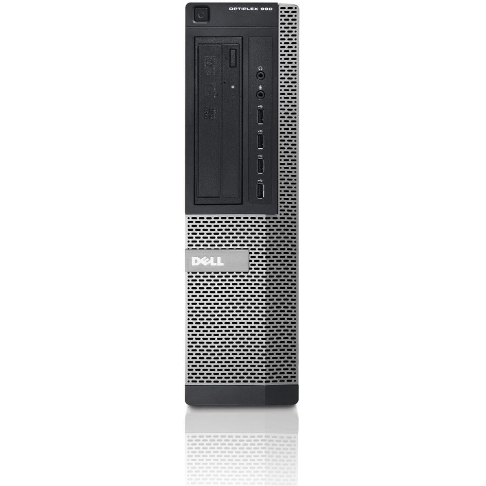 "Dell Optiplex 790 DT 19"" Core I5-2400 3,1 GHz - SSD 480 Go - 8GB"
