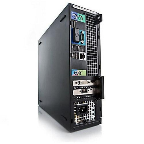 """Dell Optiplex 790 DT 27"""" Pentium 2,7 GHz  - SSD 480 GB - 16GB"""