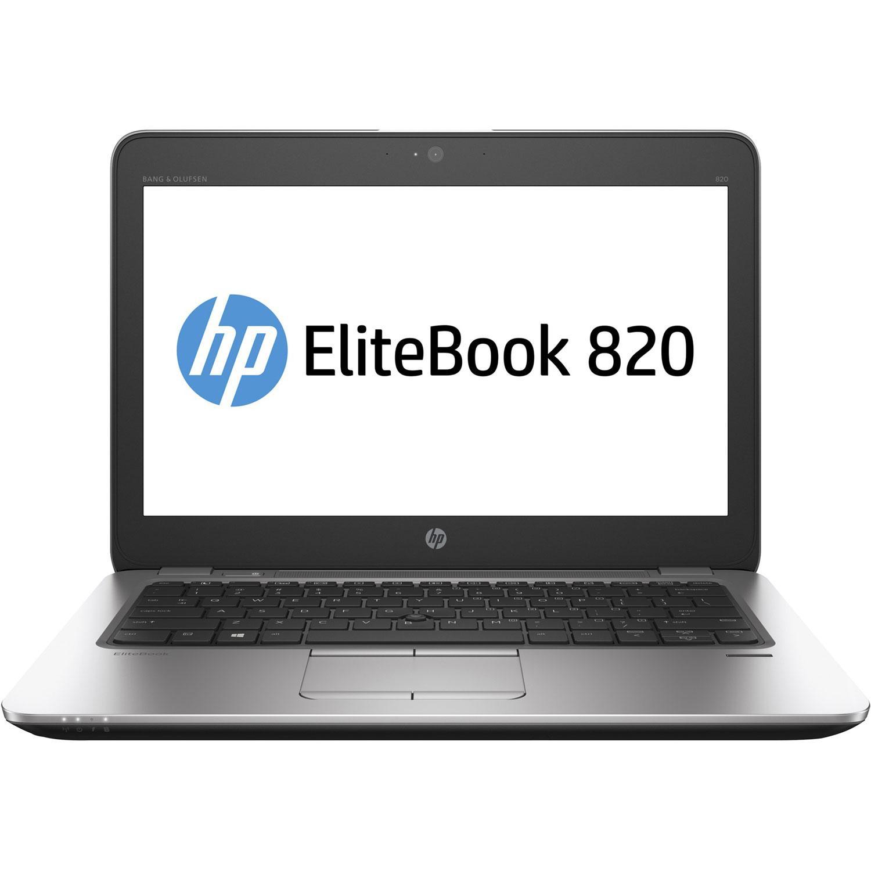 "HP Elitebook 820 G3 12,5"" (2016) - Core i5-6200 - 8GB - SSD 256 GB AZERTY - Francúzska"