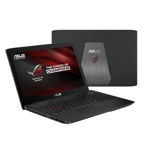 """Asus G552VX-DM177T 15"""" Core i7-6700HQ 2,6 GHz  - HDD 1 TB - 8GB - NVIDIA GeForce GTX 950M AZERTY - Französisch"""