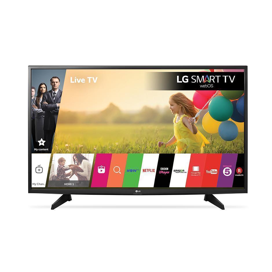 Smart TV LED Full HD 108 cm LG 43LH590V
