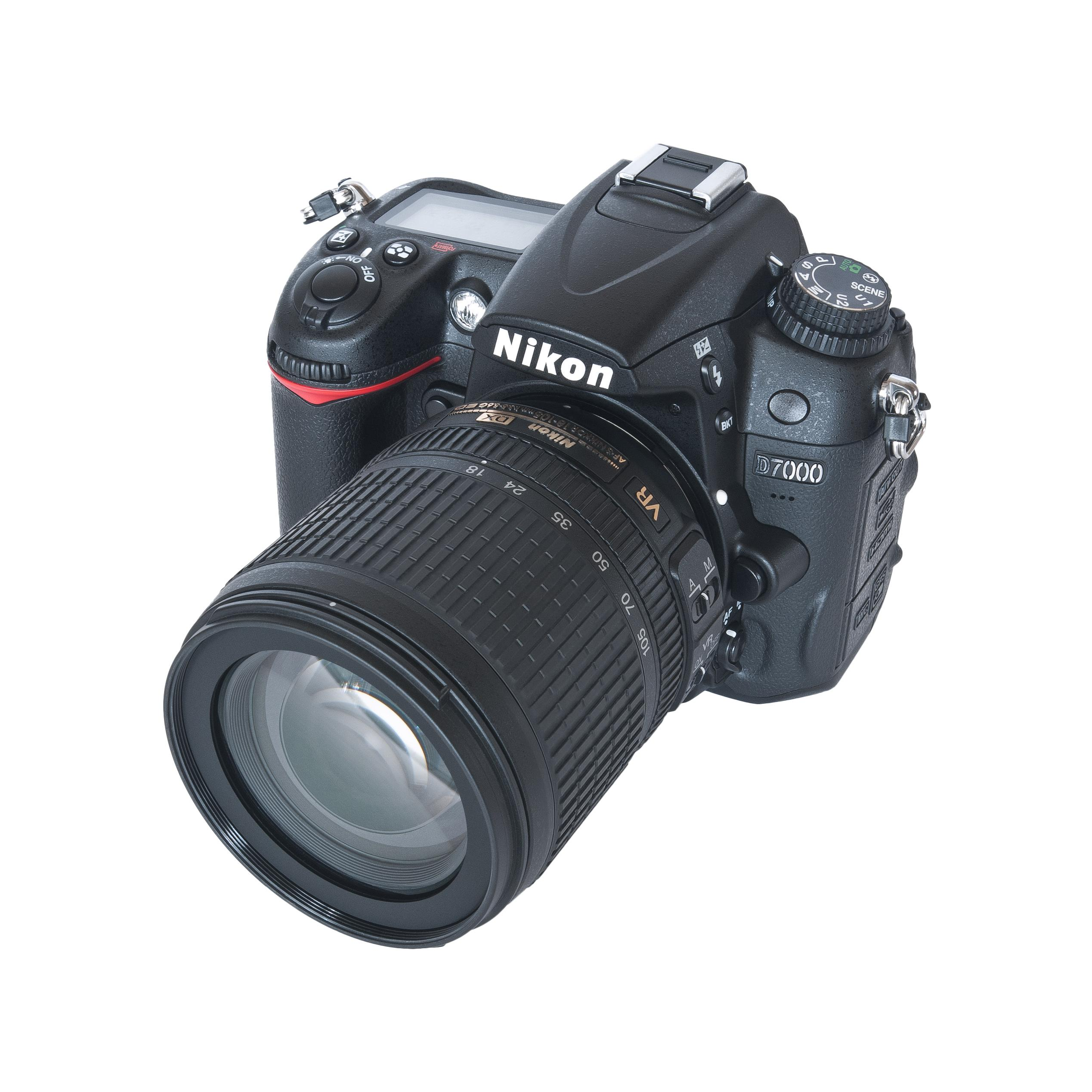 Reflex - NIKON D7000 - NIKKOR 18-105mm