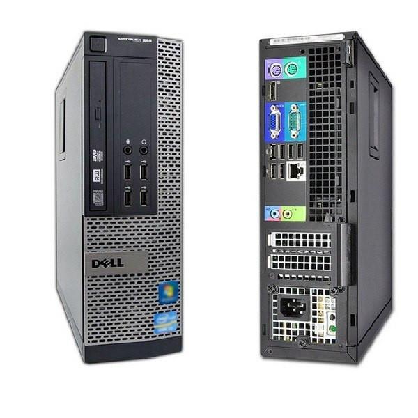 """Dell Optiplex 990 SFF 22"""" Core i3 3,3 GHz - HDD 320 Go - 4 Go"""