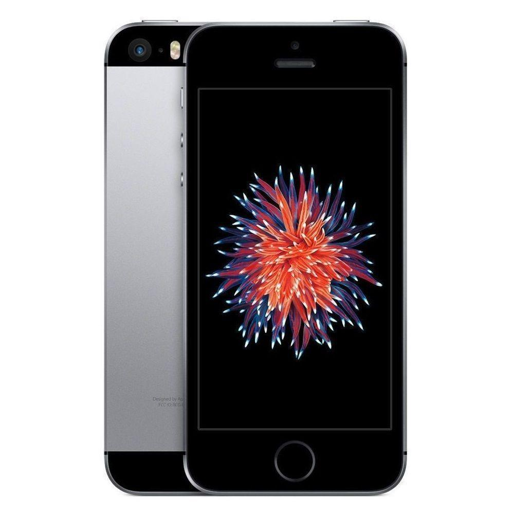 iPhone SE 64 GB - Gris Espacial - Libre
