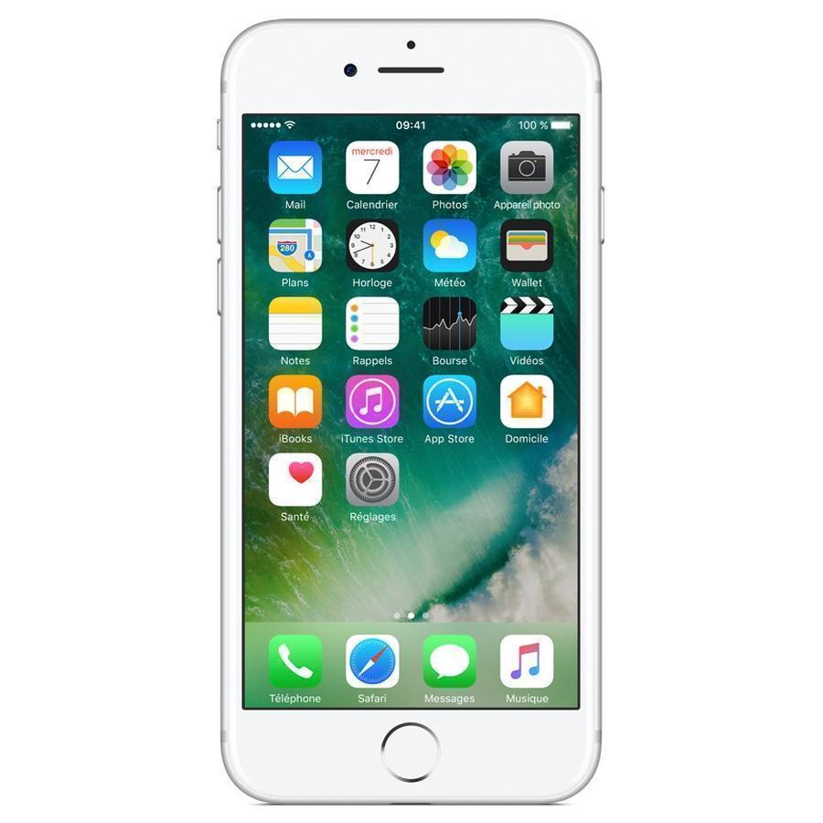 iPhone 7 32 GB - Silber - Ohne Vertrag