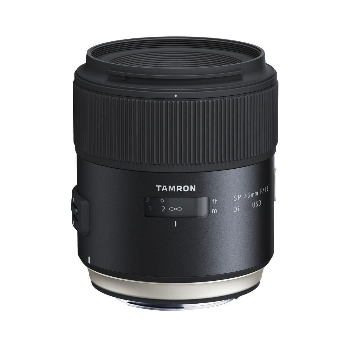 Objektív Tamron Canon EF, Nikon F (FX), Sony/Minolta Alpha 45mm 1.8
