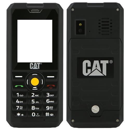 Caterpillar CAT B30 Dual Sim - Čierna - Neblokovaný