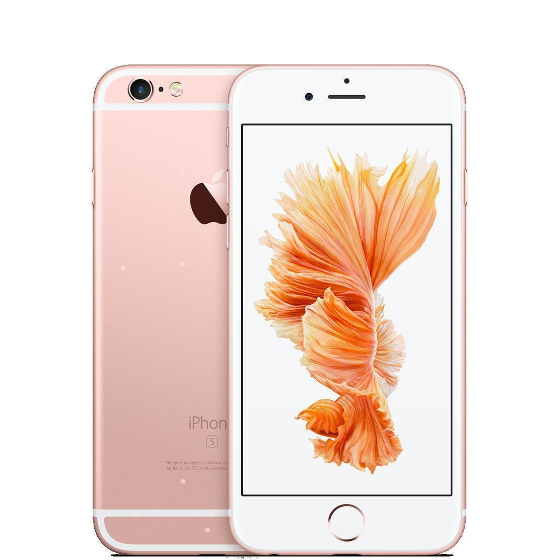IPHONE 6S 64 GO OR ROSE Débloqué
