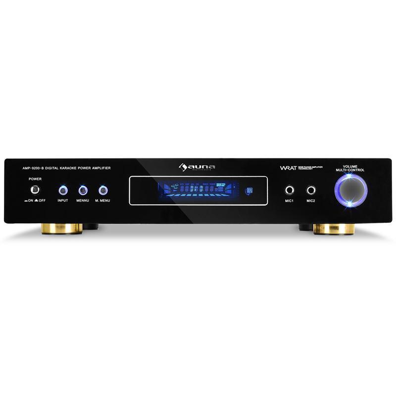 Amplificateur Auna AMP-9200