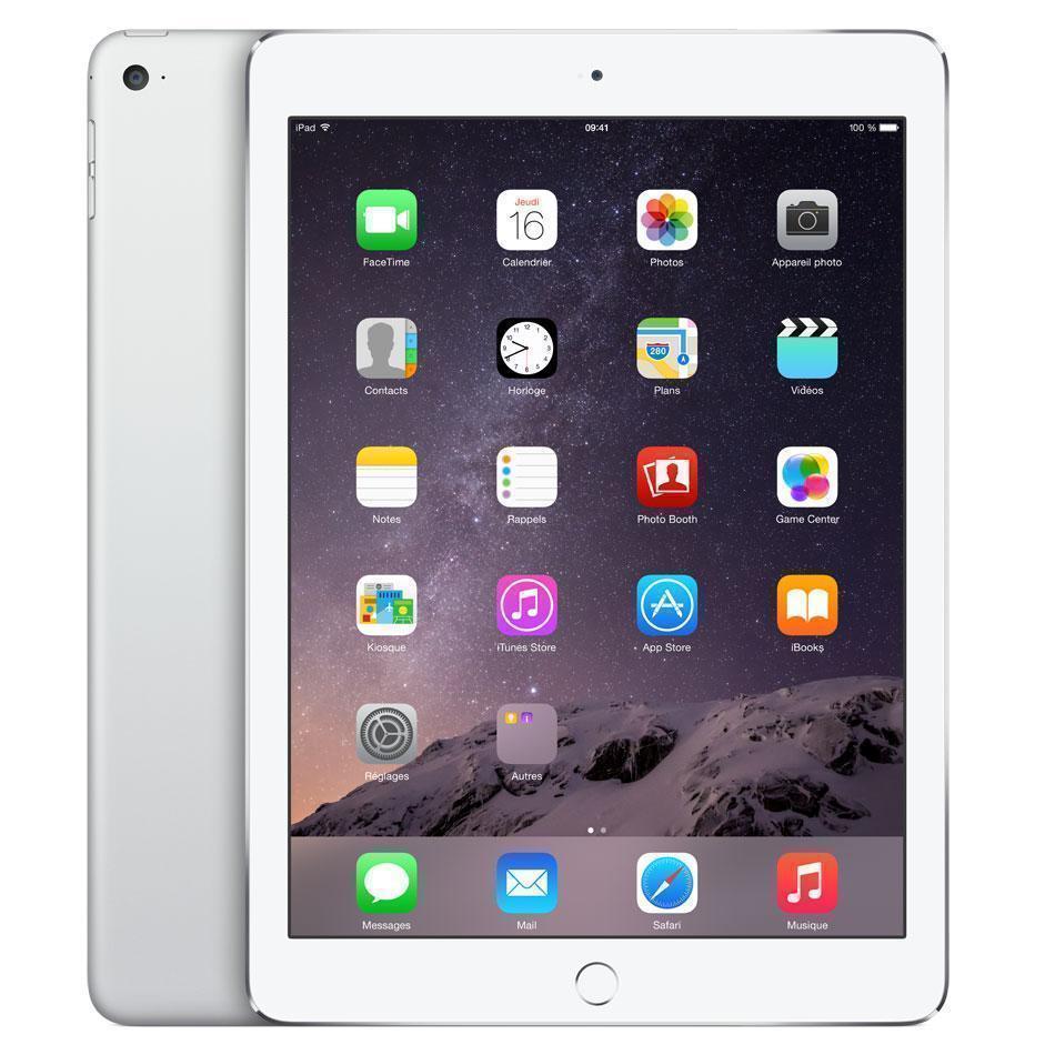iPad Air 2 9.7'' 16 Go - Wifi - Argent - Débloqué
