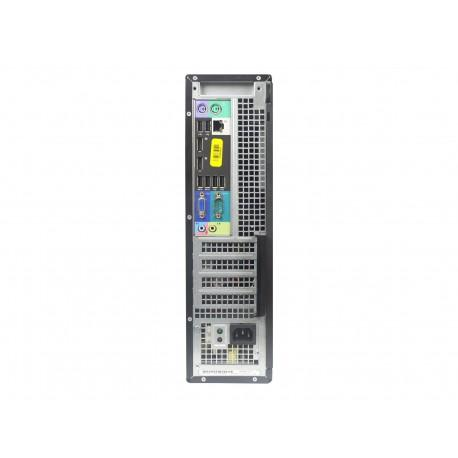 Dell Optiplex 7010 SFF Core i5 3,2 GHz - SSD 120 GB RAM 8GB