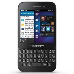 BlackBerry Q5 8 Gb - Negro - Libre