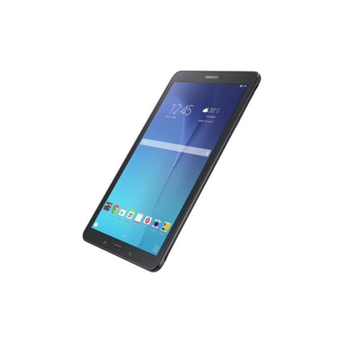 "Samsung Galaxy Tab E - 9,6"" 8 Go - Wifi - Noir"