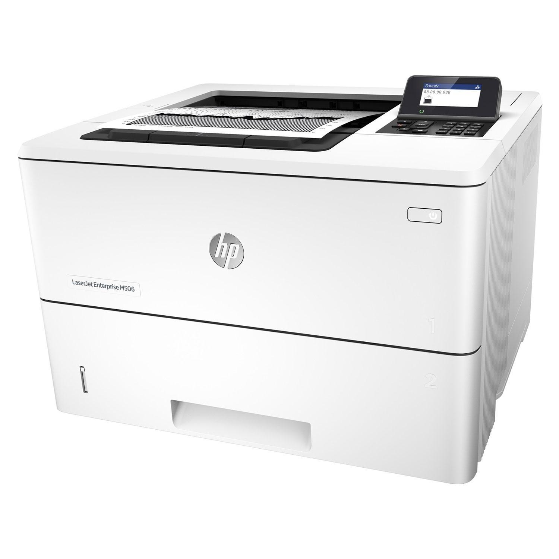 HP LaserJet Enterprise M506DN Impressora
