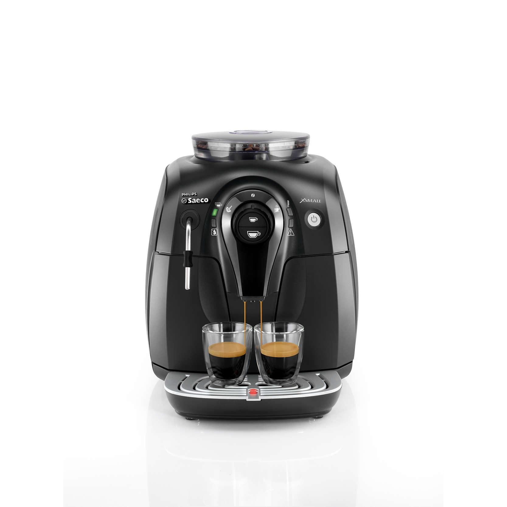 Expresso avec broyeur Philips Saeco HD8743/11