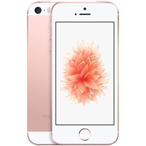 iPhone SE 64 GB - Rosegold - Ohne Vertrag