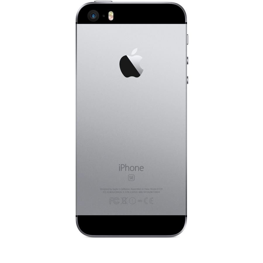 iPhone SE 16GB - Gris espacial - Libre