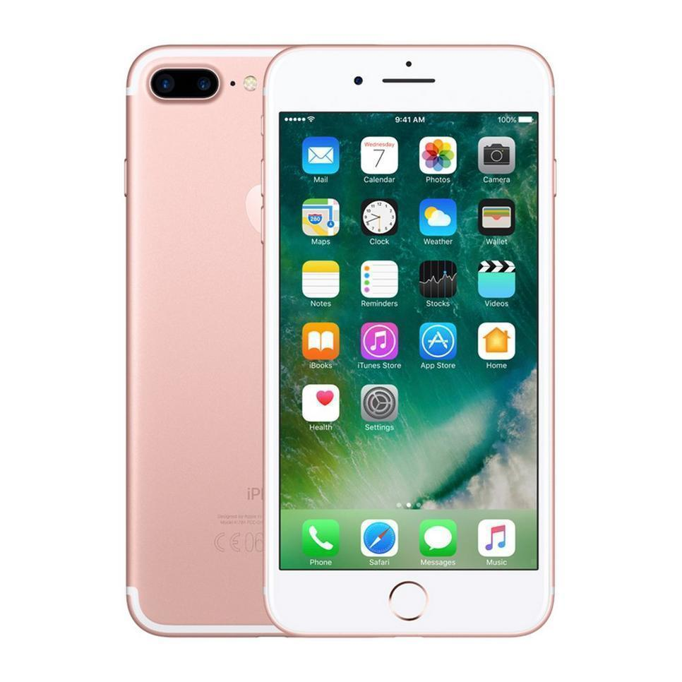 iphone 7 plus 128 gb rosegold ohne vertrag gebraucht back market. Black Bedroom Furniture Sets. Home Design Ideas