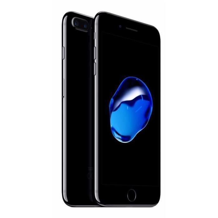 iPhone 7 Plus 128 Go - Noir de jais - Débloqué